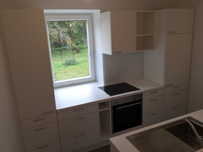 k che weis 9010 glas nischenr ckwand christoph. Black Bedroom Furniture Sets. Home Design Ideas